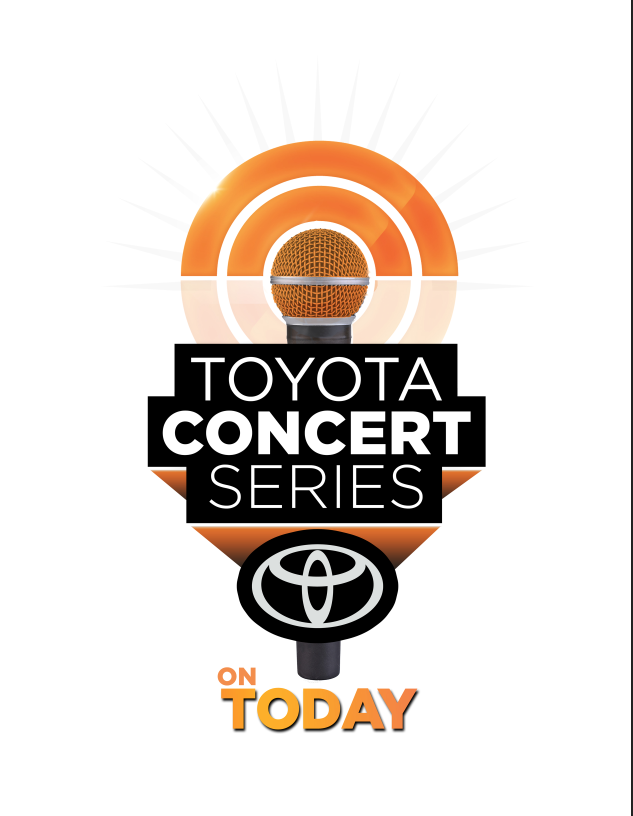 toyota concert series on today - laurazito