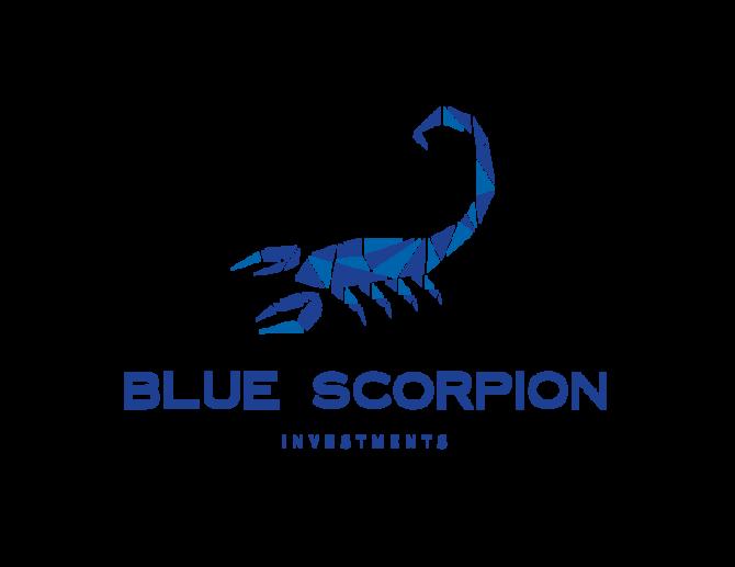 Blue Scorpion Logo Blue Scorpion Investments