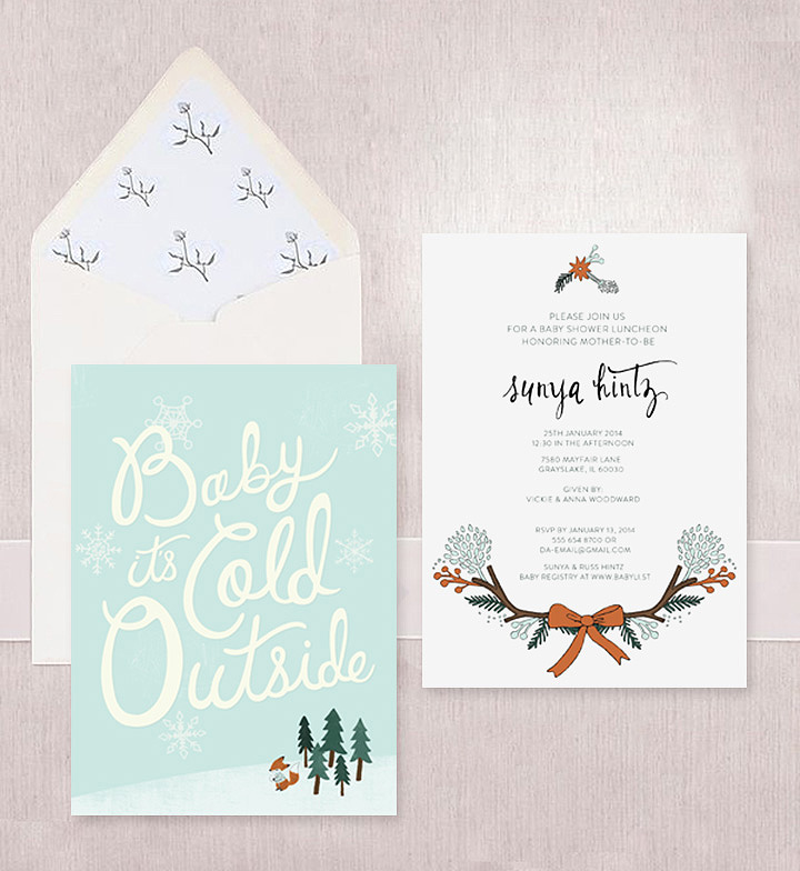 Baby Shower Invitation - Katie Daugherty